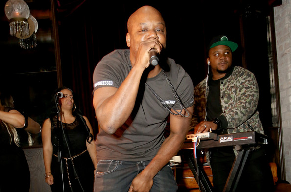 Too Short performs on stage during ADD52Â's Live in LA on November 17, 2014 in Los Angeles, California