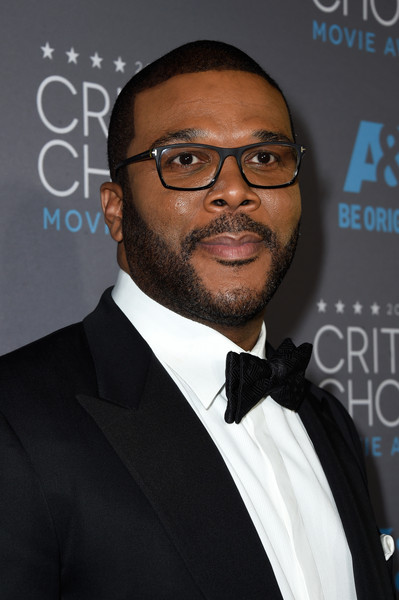 Writer/director Tyler Perry attends the 20th annual Critics' Choice Movie Awards at the Hollywood Palladium on January 15, 2015 in Los Angeles, California
