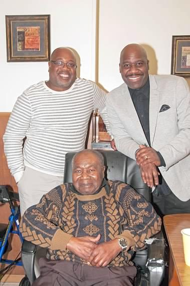will downing father & brother