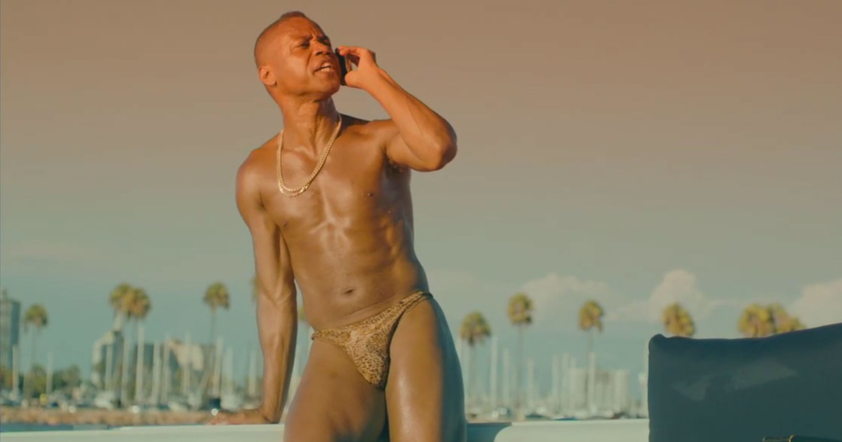 """Cuba Gooding Jr. in """"Big Time in Hollywood, FL"""""""