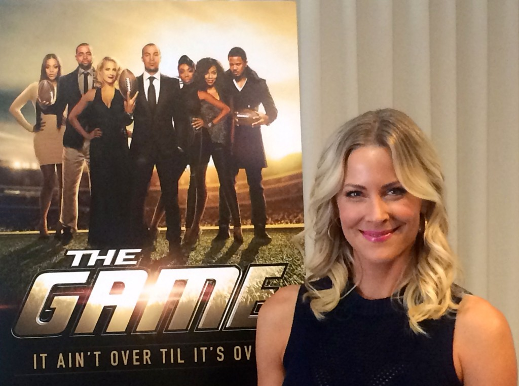 """""""The Games"""" Brittany Daniel. Image via Ny MaGee"""