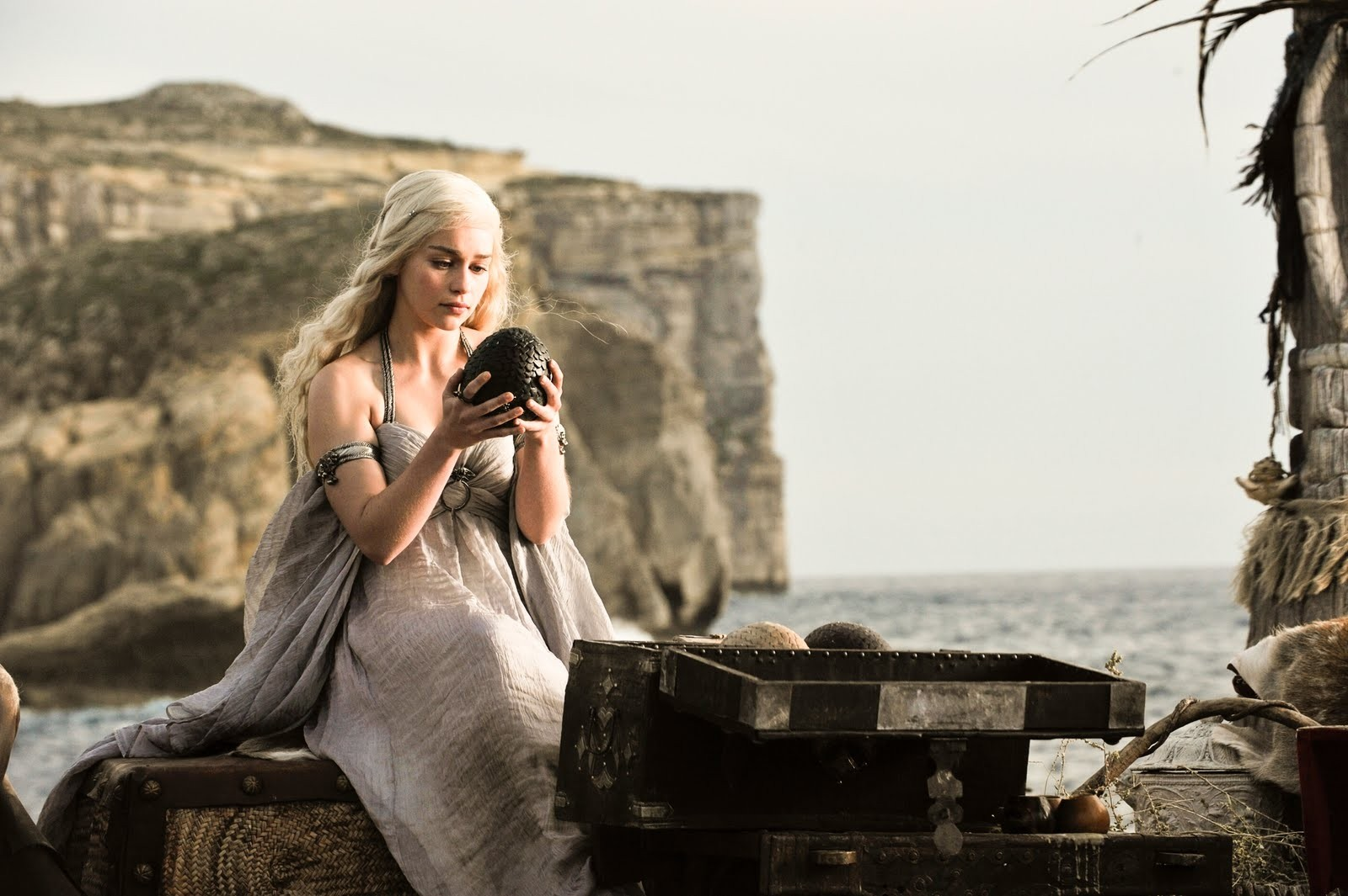 Daenerys Targaryen's Dragon Eggs