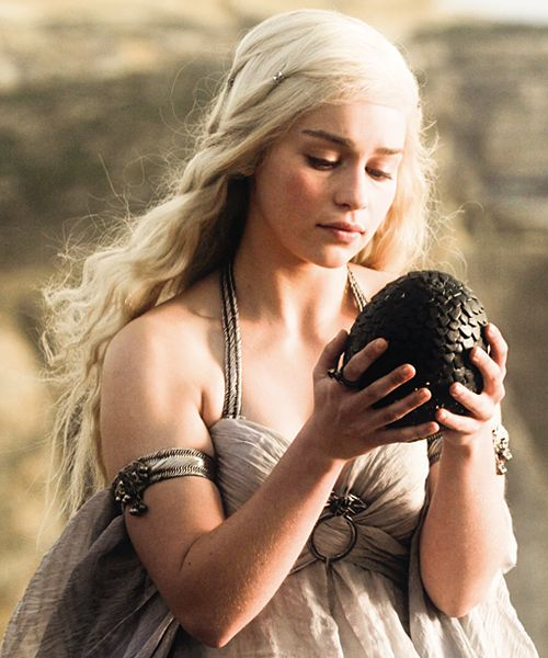 Daenerys Targaryen's Dragon Eggs2