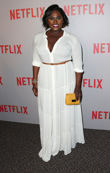 """Actress Danielle Brooks attends Netflix's """"Orange Is The New Black"""" For Your Consideration Screening and Q & A at the Directors Guild Of America on May 20, 2015 in Los Angeles, California"""