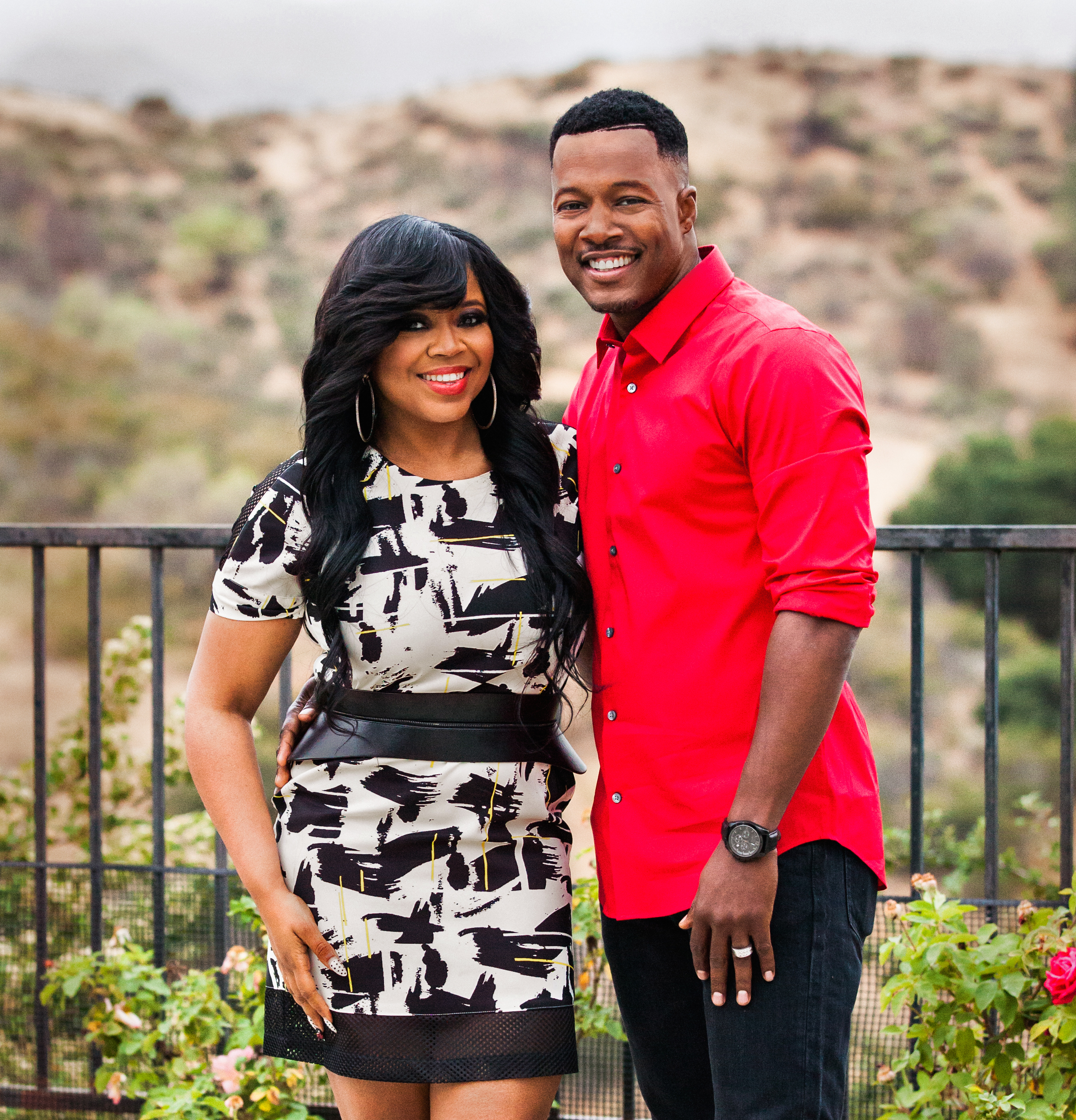 "Flex and Shanice Knox of ""Flex & Shanice"" (OWN)"