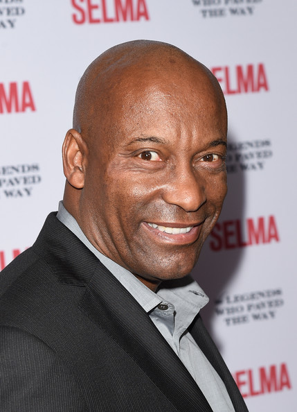 John Singleton attends the 'Selma' and the Legends Who Paved the Way gala at Bacara Resort on December 6, 2014 in Goleta, California
