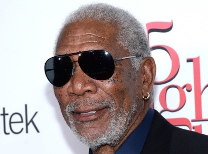 Morgan Freeman 5 Flights Up