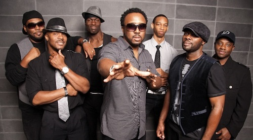 Hidden Beach recordings'  group Naturally 7 headlines Capital Jazz Fest in Columbia, Maryland.