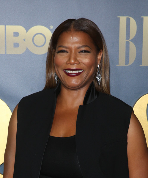 """Queen Latifah attends the arrivals for """"Bessie"""" New York Sreening at The Museum of Modern Art on April 29, 2015 in New York City"""