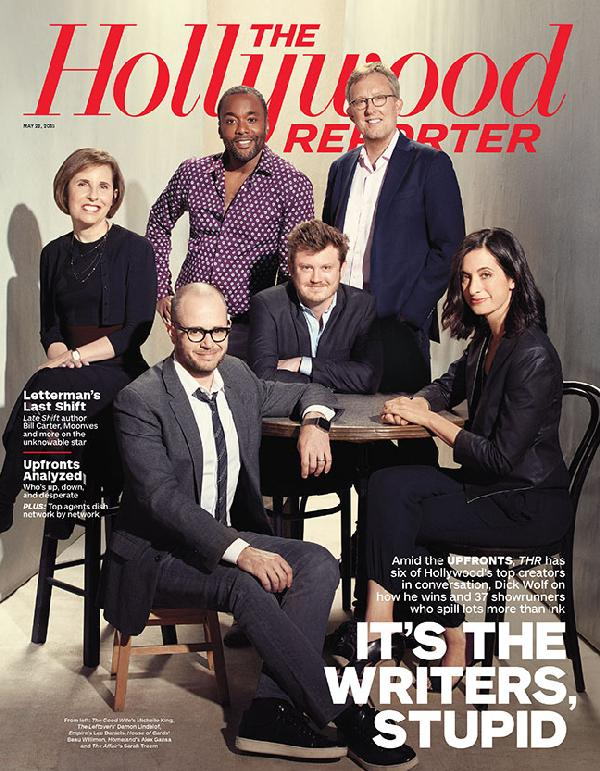 the hollywood reporter cover issue 16