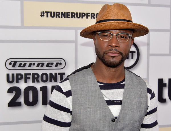 Taye Diggs attends the Turner Upfront 2015 at Madison Square Garden on May 13, 2015 in New York City