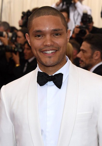"""Trevor Noah attends the """"China: Through The Looking Glass"""" Costume Institute Benefit Gala at the Metropolitan Museum of Art on May 4, 2015 in New York City"""