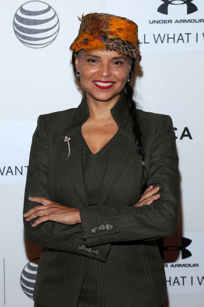 """Actress Victoria Rowell attends the premiere of """"A Ballerina's Tale"""" during the 2015 Tribeca Film Festival at BMCC Tribeca PAC on April 19, 2015 in New York City."""