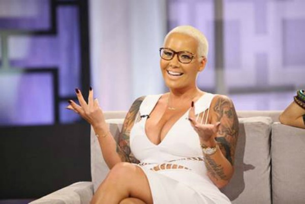 amber rose, the real,