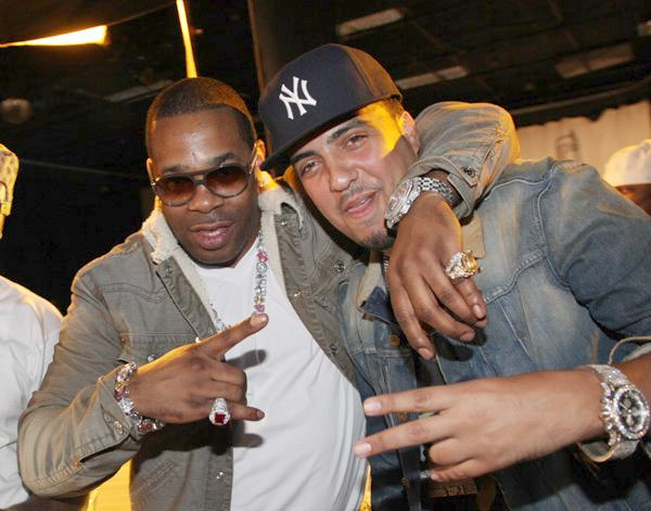 busta rhymes & french montana