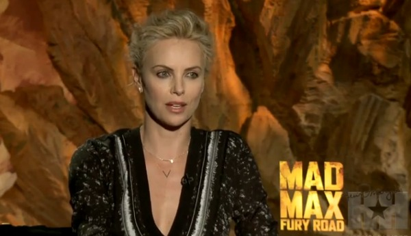 charlize theron, mad max fury road,