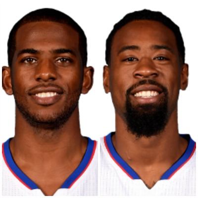 chris paul, deandre jordan,