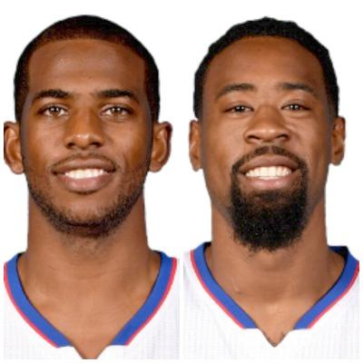 chris paul & andre jordan