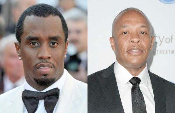 diddy & dr dre