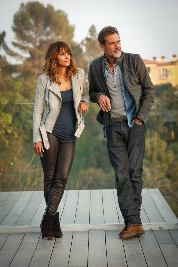 "Halle Berry and Jeffrey Dean Morgan in season 2 of ""Extant"" (CBS)"
