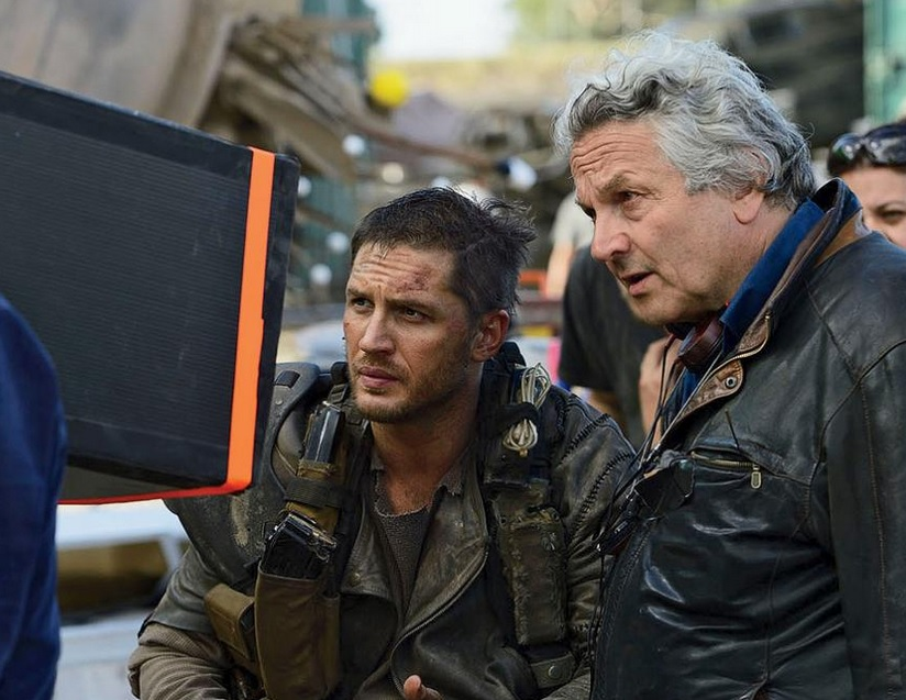 George Miller, writer, director & producer of 'Mad Max: Fury Road'
