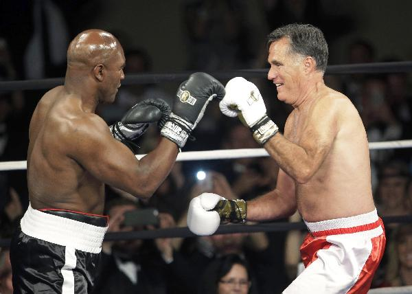 holyfield vs romney (in the ring1)