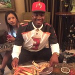 The Real Story Behind Jameis Winston's Crab Legs Pic on Draft Night