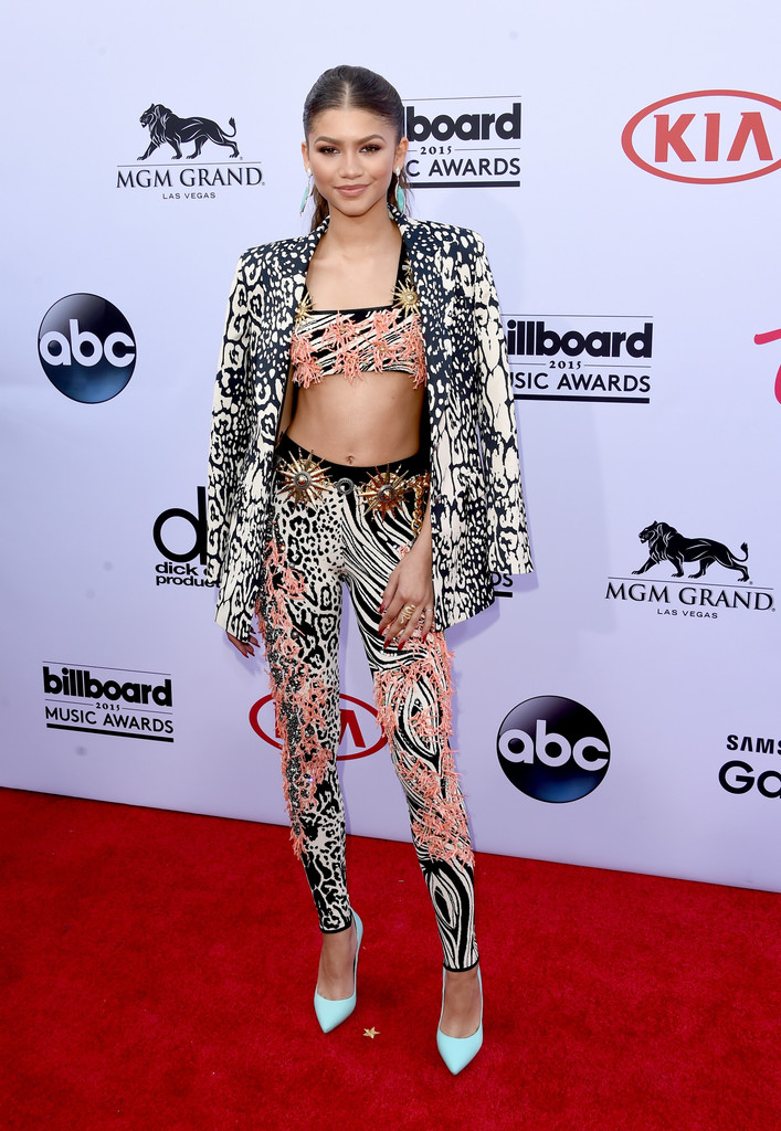 jorge adeler, zendaya, antonini, billboard awards