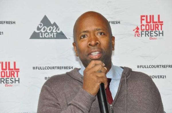 kenny smith - coors full court fresh
