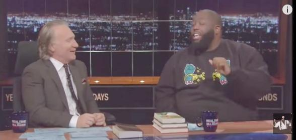 killer mike & bill maher
