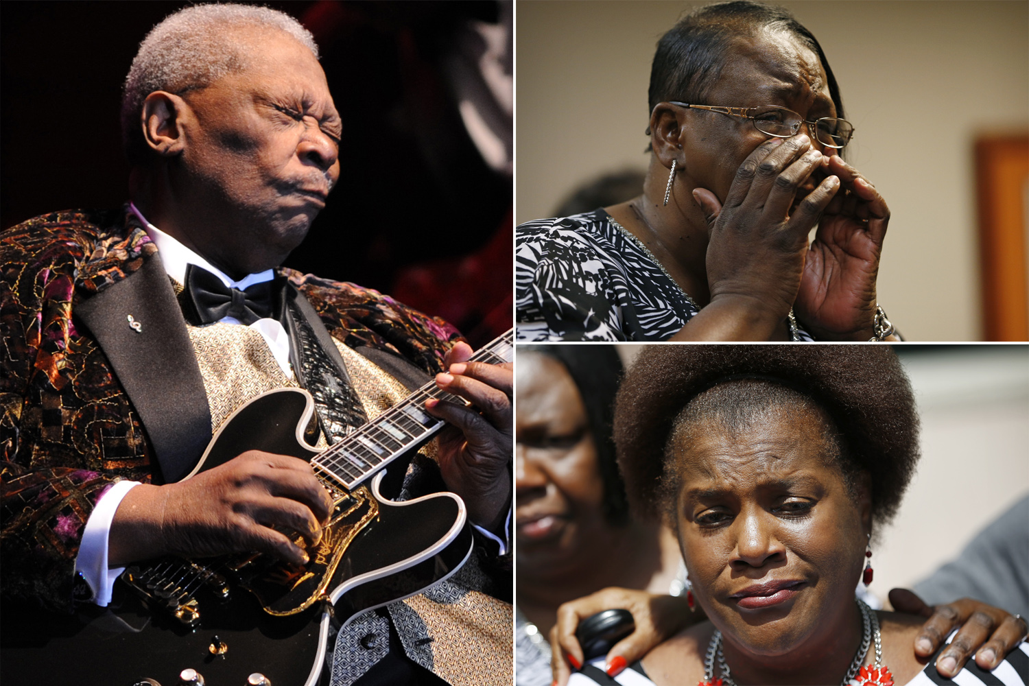 b.b. king and daughters