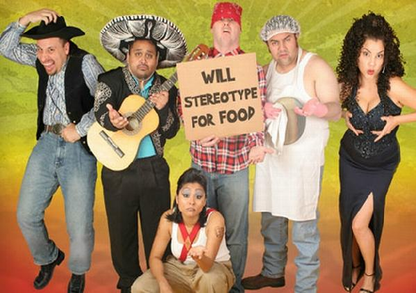 latinos will stereotype for food