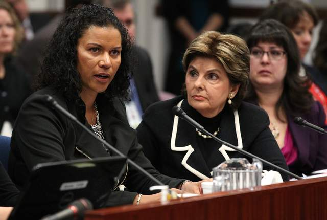 lise lotte lublin and gloria allred