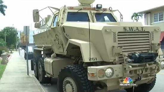 military-police equipment