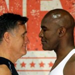 Wait What? Evander Holyfield to Box Mitt Romney for Charity
