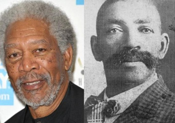 morgan freeman and bass reeves