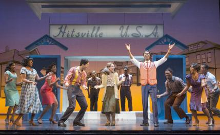 motown the musical - cast1