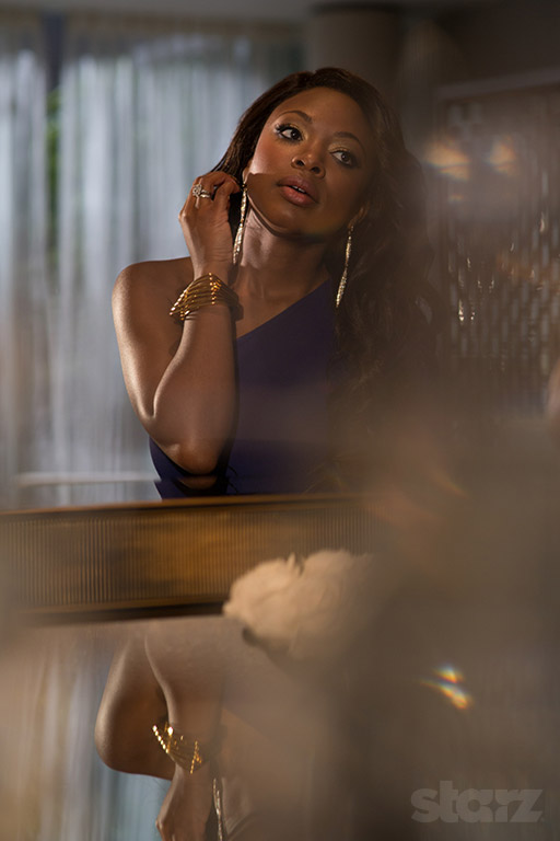 "Naturi Naughton as Tasha in the Starz original series ""Power"""