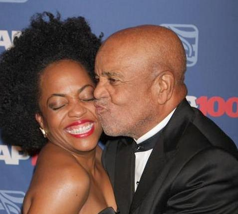 rhonda ross & berry gordy