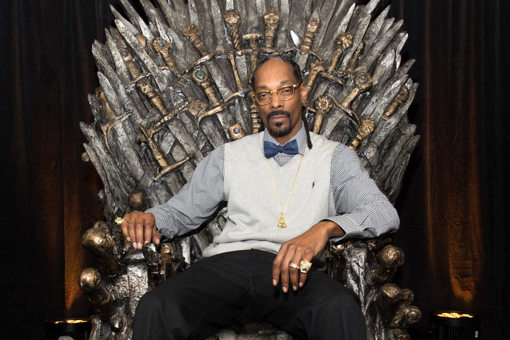 Snoop Dogg attends HBO Game of Thrones Presents: Snoop Dogg Catch The Throne Event At SXSW on March 20, 2015 in Austin, Texas