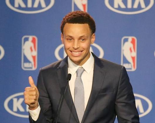 stephen curry (nba mvp)