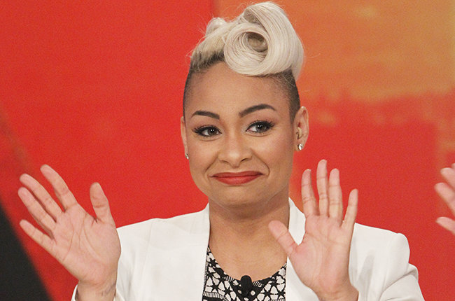 THE VIEW -  Raven Symone guest co-hosts on Wednesday, March 4, 2015.