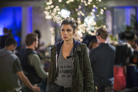 "Shiri Appleby in Lifetime's ""UnREAL"""