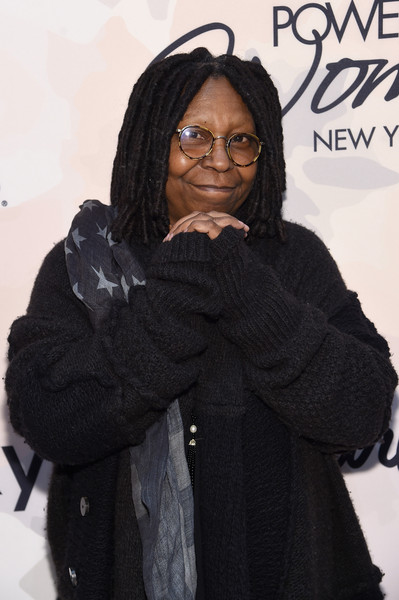 Actress Whoopi Goldberg attends Variety's Power of Women New York presented by Lifetime at Cipriani 42nd Street on April 24, 2015 in New York City