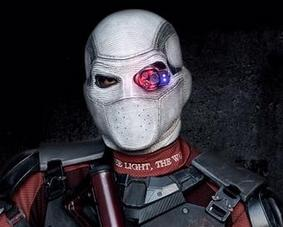 will smith (as deadshot)