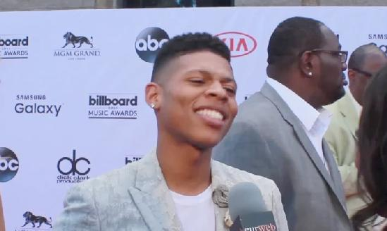 yazz - billboard red carpet