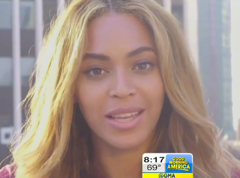 Beyonce-GMA-Announcement
