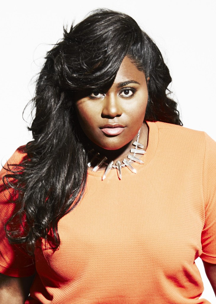 Danielle Brooks (Taystee from Netflix' Orange)
