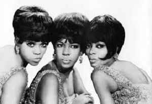 Florence, Mary and Diana - The Supremes
