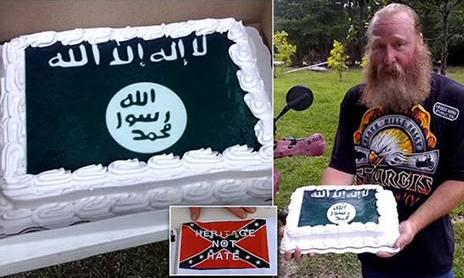 ISIS Cake by Walmart
